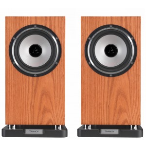 Tannoy Revolution XT 6 Floorstanding Speakers - Medium Oak