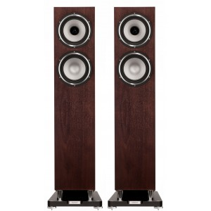 Tannoy Revolution XT 6F Speakers (Open Box, Walnut)