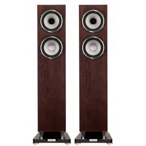 Tannoy Revolution XT 6F Speakers Dark Walnut