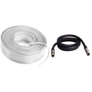 Cable Bundle (Speaker & Subwoofer)