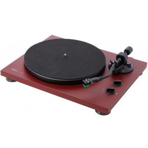 TEAC TN-400BT Bluetooth Turntable Red