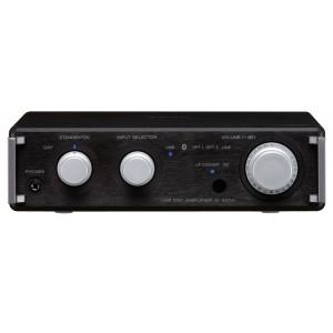 TEAC AI-101DA Integrated Amplifier Black