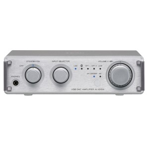 TEAC AI-101DA Integrated Amplifier Silver
