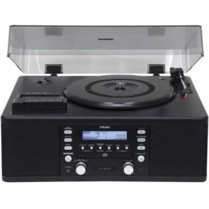 TEAC LP-R500 Vinyl/Tape Copy Station Black Ash