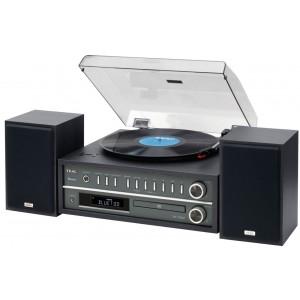 TEAC MC-D800 Turntable CD Audio System