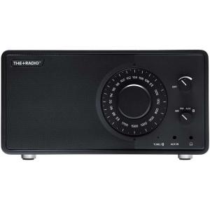 THE+RADIO Bluetooth FM The Plus Radio Bluetooth FM Stereo Black Mini Jack 12v