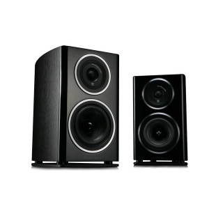 Wharfedale Diamond 11.1 Bookshelf Speakers Black