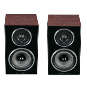 Wharfedale Diamond 11.0 Bookshelf Speakers Rosewood