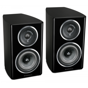 Wharfedale Diamond 11.2 Bookshelf Speakers Black