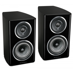 Wharfedale Diamond 11.1 Speakers (Open Box, Black)