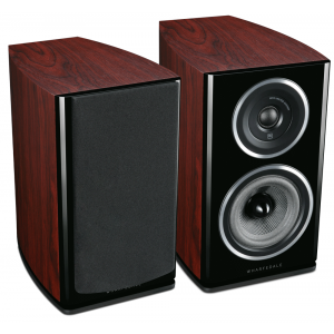 Wharfedale Diamond 11.1 Bookshelf Speakers Rosewood