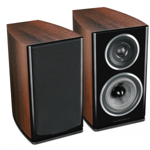 Wharfedale Diamond 11.2 Bookshelf Speakers Walnut