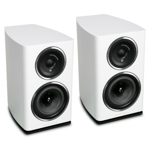 Wharfedale Diamond 11.2 Bookshelf Speakers White