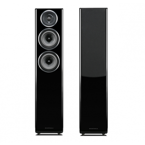 Wharfedale Diamond 11.3 Floorstanding Speakers Black
