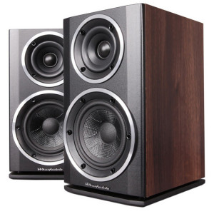 Wharfedale Diamond 220 Speakers Walnut