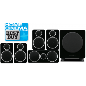 Wharfedale DX-2 5.1 Speaker Package Black