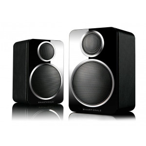 Wharfedale Diamond DX-2 Speakers Pair Black
