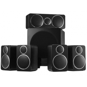 Wharfedale DX-2 5.1 Package (Damaged, Black)