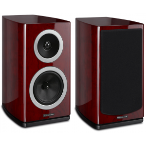 Wharfedale Reva 2 Bookshelf Speakers Rosewood