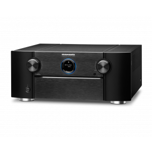 Marantz SR8015 AV Receiver (Open Box, Black)