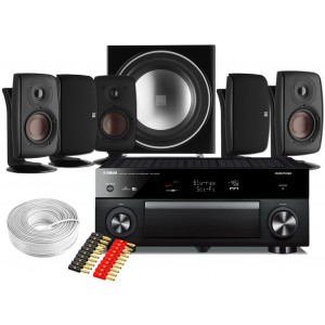 Yamaha RX-A1060 AV Receiver w/ Dali Fazon 3 Speaker Package 5.1