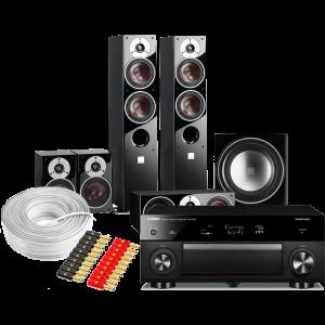Yamaha RX-A1060 AV Receiver w/ Dali Zensor 5 Speaker Package 5.1