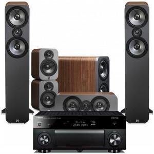 Yamaha RX-A2050 w/ Q Acoustics 3050 Speakers (5.1)