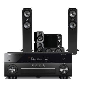 Yamaha RX-A870 AV Receiver w/ Q Acoustics 3050 Speaker Package 5.1