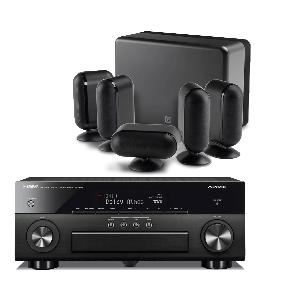 Yamaha RX-A860 AV Receiver w/ Q Acoustics 7000i Speaker Package 5.1