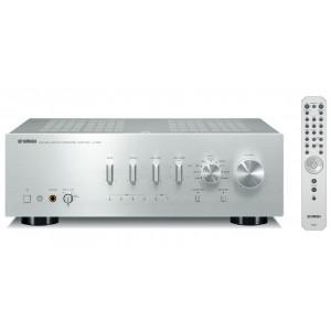 Yamaha A-S801 Amplifier (Silver, Open Box)