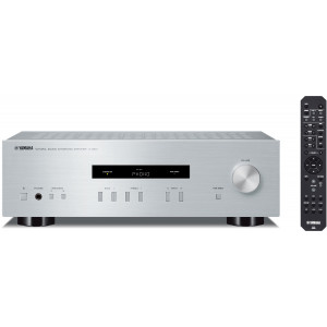 Yamaha A-S201 Integrated Amplifier (Silver)