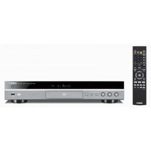 Yamaha BD-S677 Blu Ray Player (Open Box, Black)