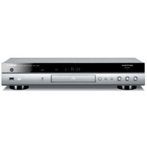 Yamaha BD-A1060 Blu Ray Player Titanium