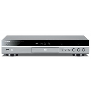 Yamaha BD-S681 Blu Ray Player Titanium