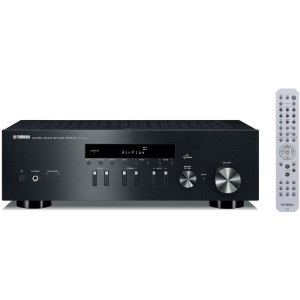 Yamaha R-N301 Network Stereo Receiver Black