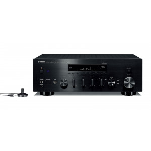 Yamaha R-N803D Network Stereo Receiver MusicCast Bluetooth WiFi Airplay Black