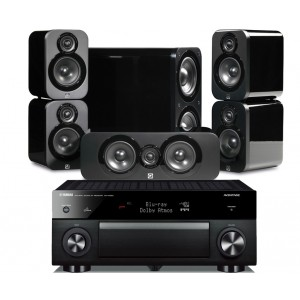 Yamaha RX-A1060 AV Receiver w/ Q Acoustics 3000 Speaker Package 5.1
