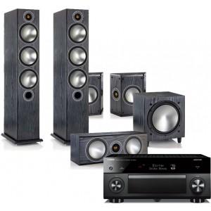 Yamaha RX-A3050 w/ Monitor Audio Bronze 6 (5.1)