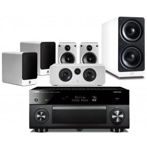 Yamaha RX-A2050 w/  Q Acoustics Concept 20 Speakers (5.1)
