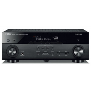 Yamaha RX-A660 Aventage Receiver (Open Box, Black)
