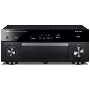 Yamaha RX-A1070 Aventage AV Receiver 4K DTS:X Dolby Atmos Bluetooth Wi-Fi Airplay Musiccast Black