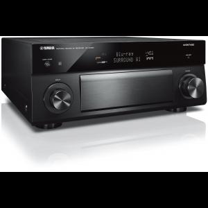Yamaha RX-A1080 Aventage AV Receiver Black MusicCast Dolby Vision Alexa