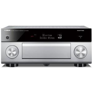Yamaha RX-A2060 Aventage Receiver DTS:X Dolby Atmos 4K Wifi Bluetooth - Titanium