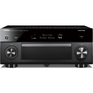 Yamaha RX-A2070 Aventage Receiver DTS:X Dolby Atmos 4K Wifi Bluetooth MusicCast Black