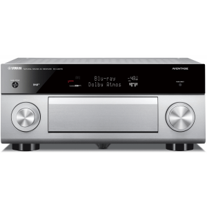 Yamaha RX-A3070 Aventage 9.2 Channel Receiver DTS:X Dolby Atmos 4K Wifi Bluetooth MusicCast Titanium