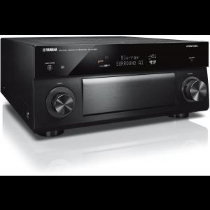 Yamaha RX-A3080 Aventage AV Receiver Black MusicCast