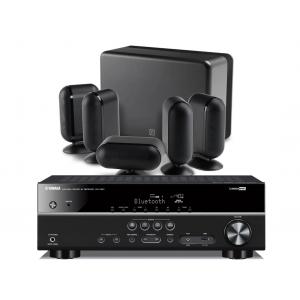 Yamaha RX-V381 AV Receiver w/ Q Acoustics 7000i Speaker Package 5.1