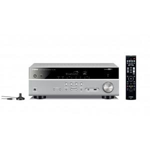Yamaha RX-V483 AV Receiver Titanium MusicCast