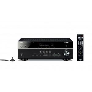 Yamaha RX-V583 AV Receiver Black MusicCast