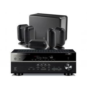 Yamaha RX-V581 w/ Q Acoustics 7000i Speaker Package 5.1